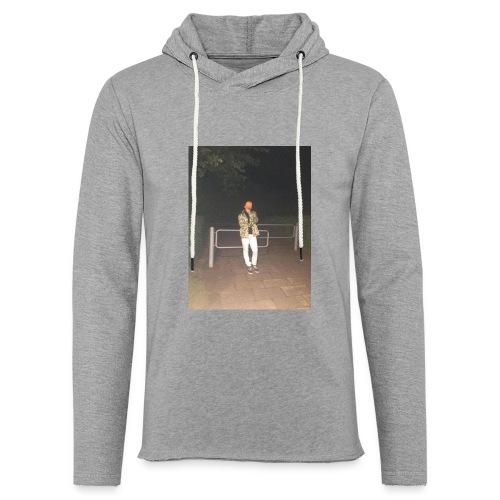 Jay Dane - Let sweatshirt med hætte, unisex