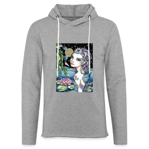 Pisces girl Fische Mädchen - Light Unisex Sweatshirt Hoodie