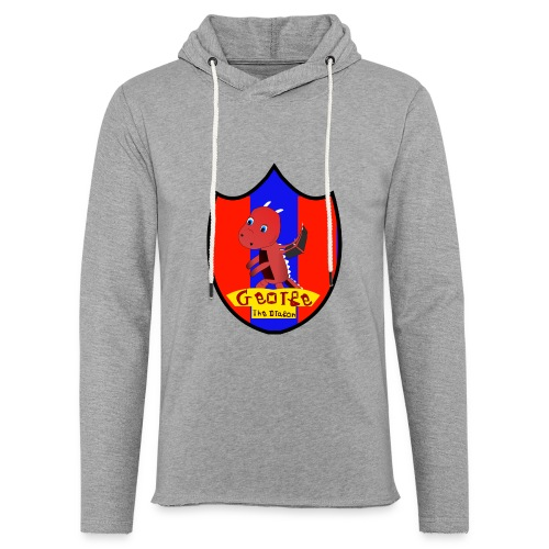 George The Dragon - Light Unisex Sweatshirt Hoodie