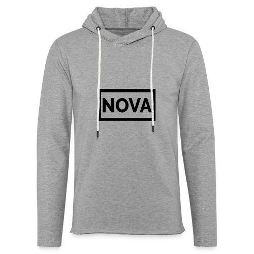 Red Nova Snapback - Light Unisex Sweatshirt Hoodie