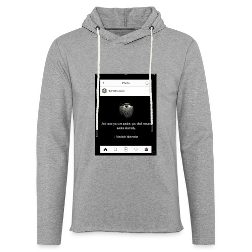81F94047 B66E 4D6C 81E0 34B662128780 - Light Unisex Sweatshirt Hoodie