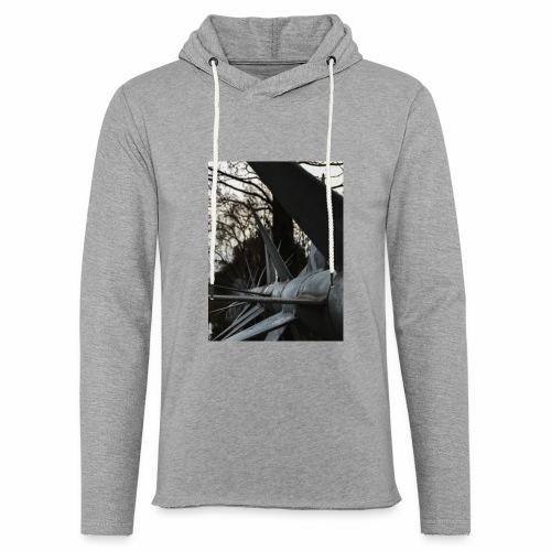 Illusion - Lichte hoodie unisex
