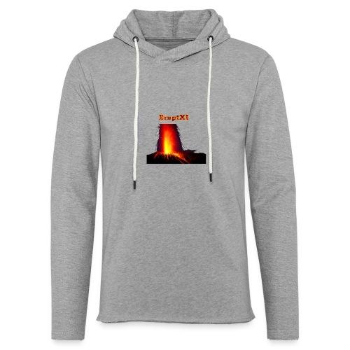EruptXI Eruption! - Light Unisex Sweatshirt Hoodie