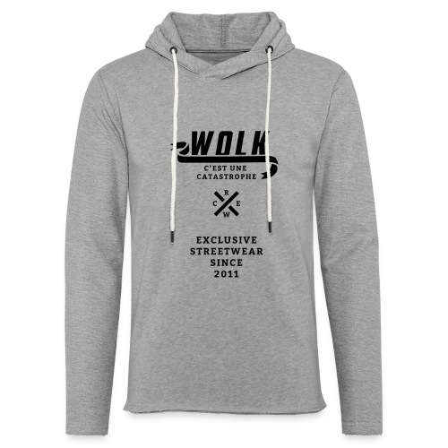 varsityx04 - Lichte hoodie unisex