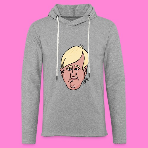 Donald - Lichte hoodie unisex