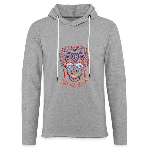 Skull Tattoo Art - Light Unisex Sweatshirt Hoodie