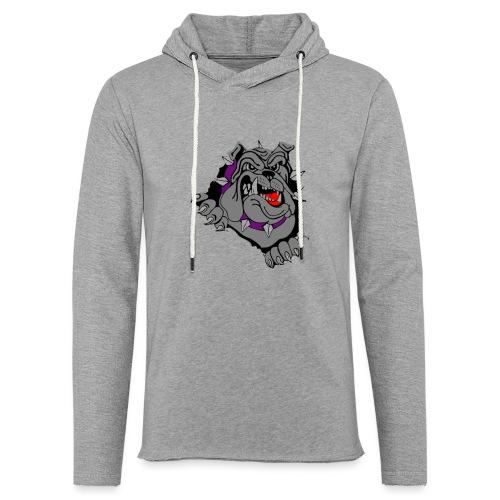 bulldog - Lichte hoodie unisex