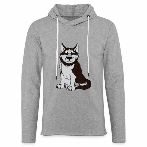 Husky - Leichtes Kapuzensweatshirt Unisex