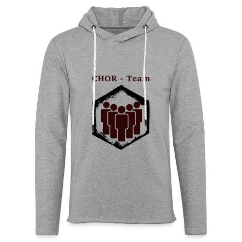 ChorTeam - Leichtes Kapuzensweatshirt Unisex