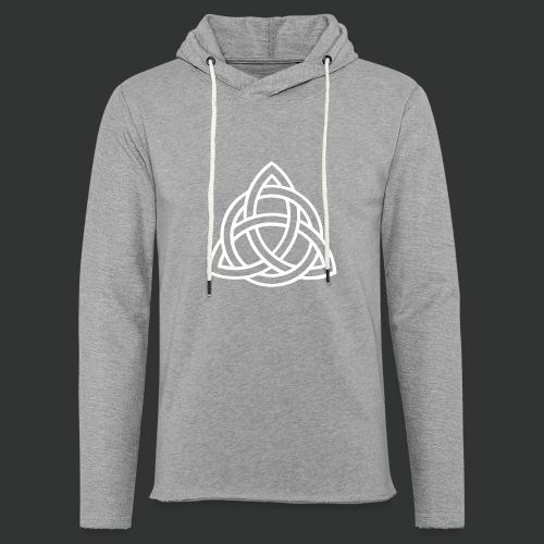 Celtic Knot — Celtic Circle - Light Unisex Sweatshirt Hoodie