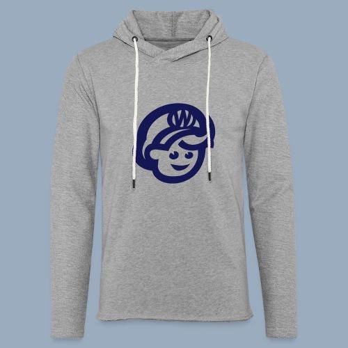 logo bb spreadshirt bb kopfonly - Light Unisex Sweatshirt Hoodie
