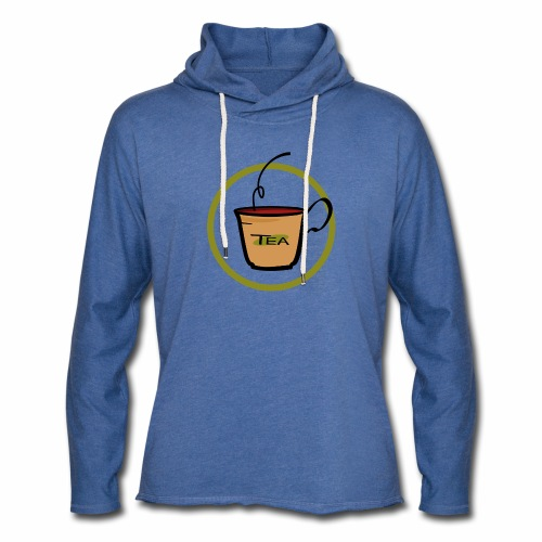 Teeemblem - Leichtes Kapuzensweatshirt Unisex