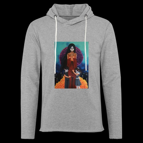 los fieles difuntos - Light Unisex Sweatshirt Hoodie