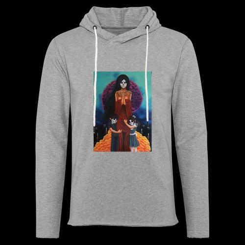 los fieles difuntos - Light Unisex Sweatshirt Hoodie