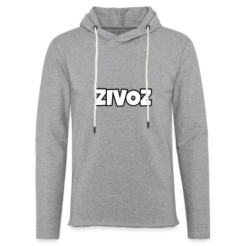 ZIVOZMERCH - Light Unisex Sweatshirt Hoodie