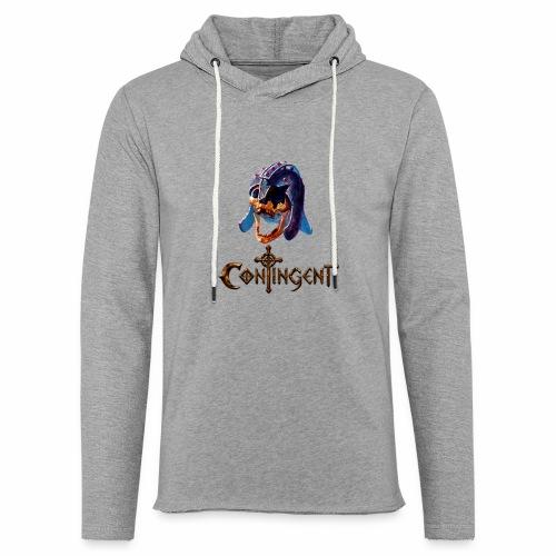 Contignent Logo - Light Unisex Sweatshirt Hoodie