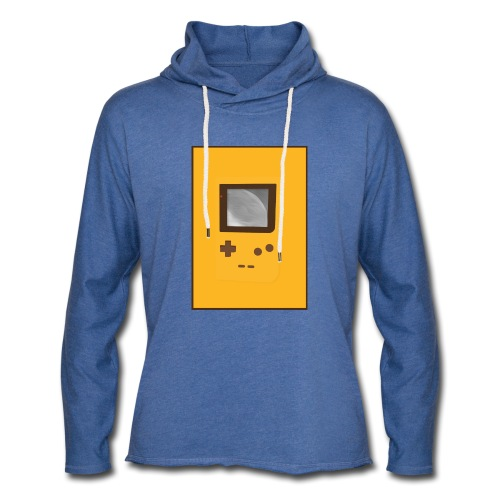 Game Boy Nostalgi - Laurids B Design - Let sweatshirt med hætte, unisex
