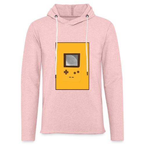 Game Boy Nostalgi - Laurids B Design - Let sweatshirt med hætte, unisex