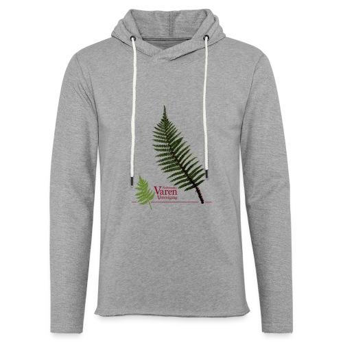 Polyblepharum - Lichte hoodie unisex
