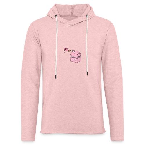 yard milk - Lichte hoodie unisex