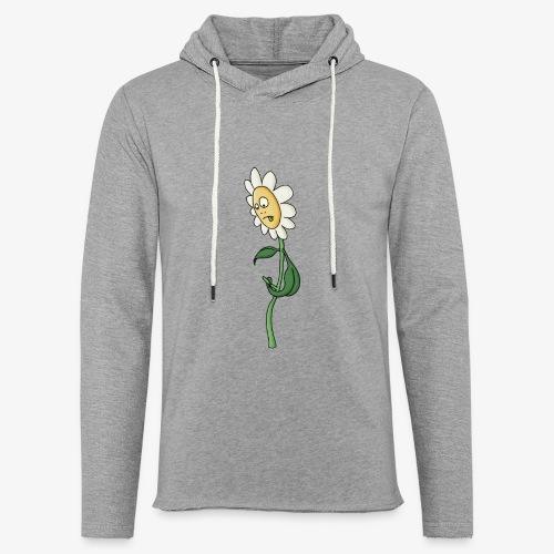 Paquerette - Sweat-shirt à capuche léger unisexe