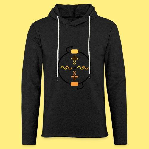 Biocontainment tRNA - shirt women - Lichte hoodie unisex
