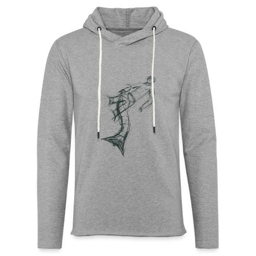 Aquarius - Light Unisex Sweatshirt Hoodie