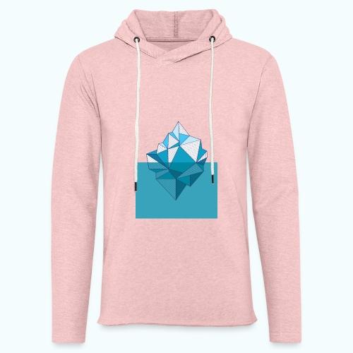 Geometric Ice - Light Unisex Sweatshirt Hoodie