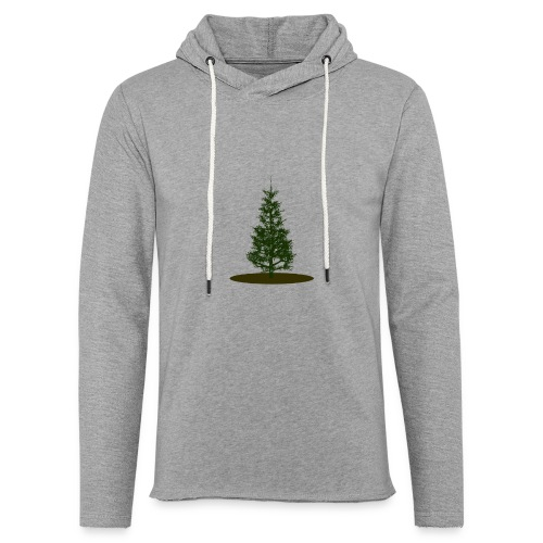 tree - Light Unisex Sweatshirt Hoodie