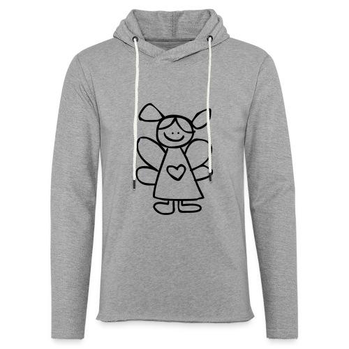 belinda's engeltje - Lichte hoodie unisex