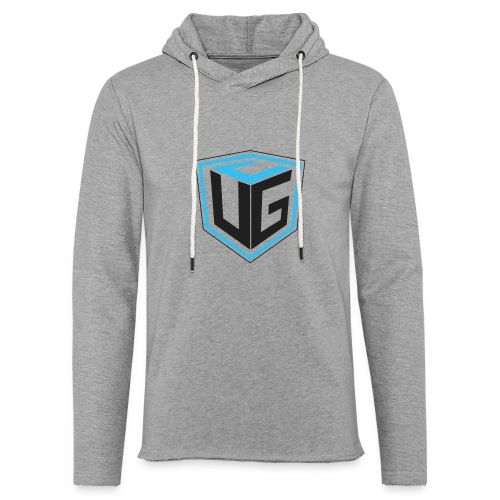 Ultimate Gaming Community Cube - Leichtes Kapuzensweatshirt Unisex