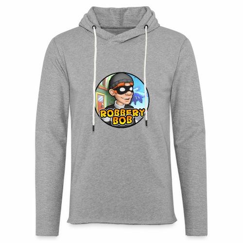 Robbery Bob Button - Light Unisex Sweatshirt Hoodie