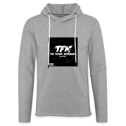 The Future Movement (black) - Lichte hoodie unisex
