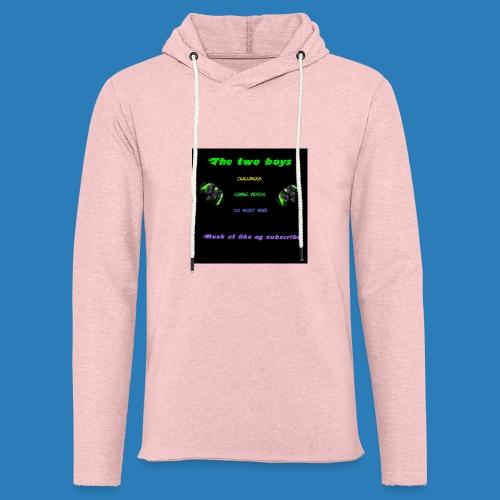 LUISJAKUBINTRO-jpg - Let sweatshirt med hætte, unisex