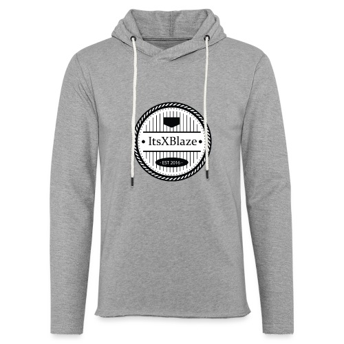 ItsXBlaze Snapback - Lichte hoodie unisex