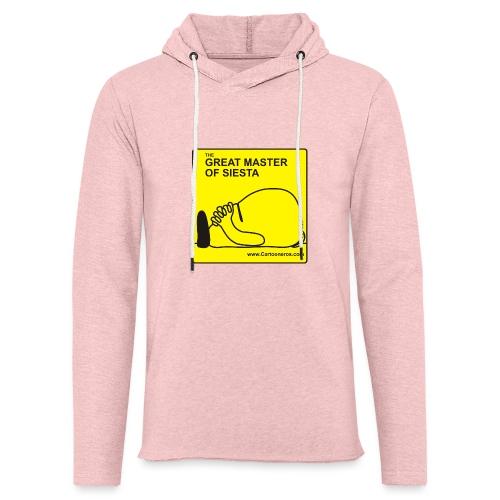 Great Master of Siesta - Light Unisex Sweatshirt Hoodie