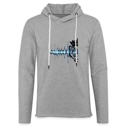 GT soundwave - Lett unisex hette-sweatshirt