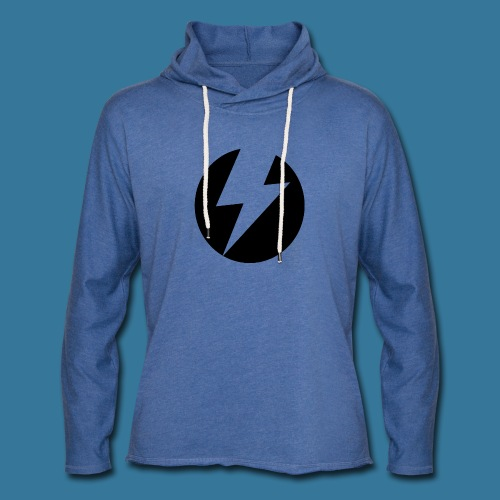 BlueSparks - Inverted - Light Unisex Sweatshirt Hoodie
