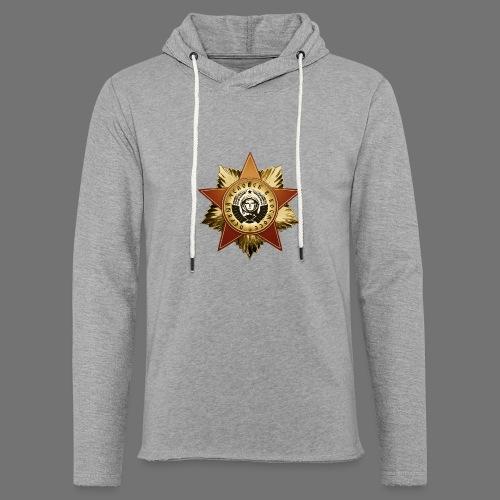 Medal kosmonauta - Lekka bluza z kapturem