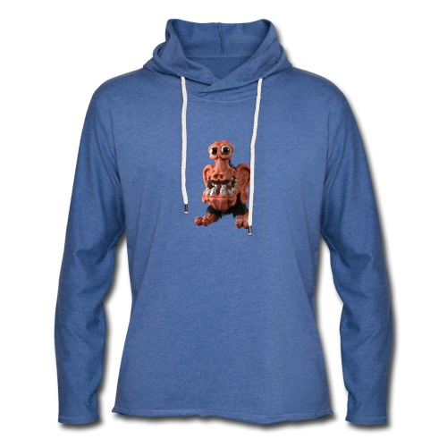 Very positive monster - Light Unisex Sweatshirt Hoodie