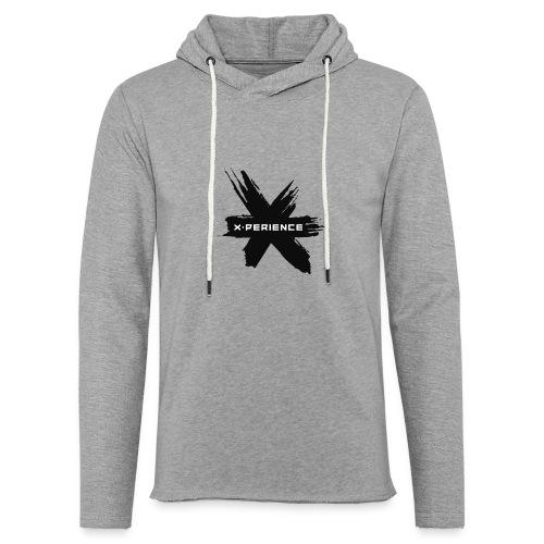 x-perience - Das neue Logo - Leichtes Kapuzensweatshirt Unisex