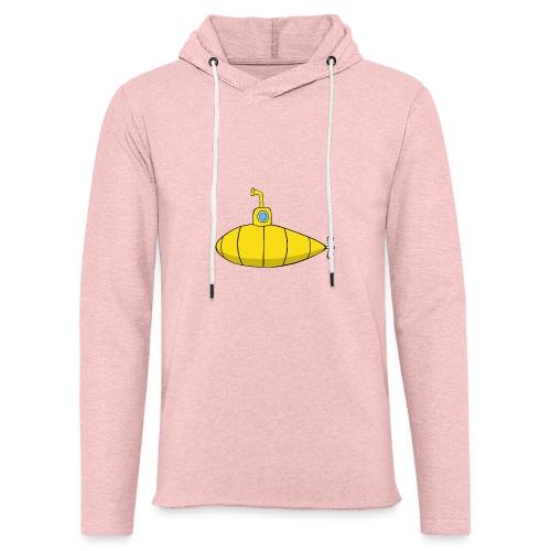 Submarine - Sudadera ligera unisex con capucha