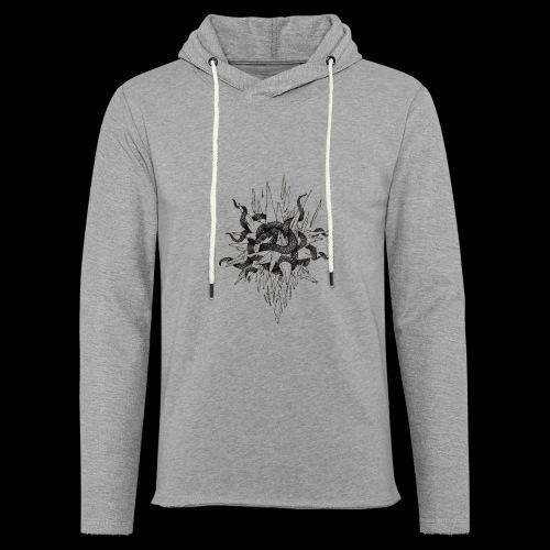 Vices et vertus - Sweat-shirt à capuche léger unisexe
