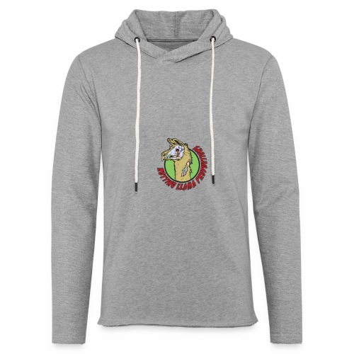 Rotting Llama Productions - Light Unisex Sweatshirt Hoodie