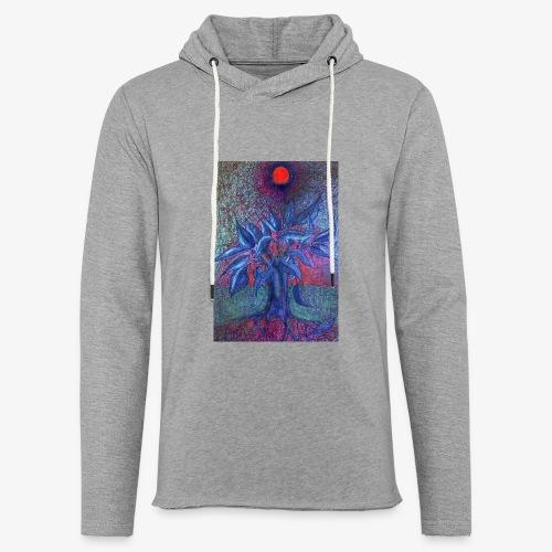 DrzewoKwiat - Lekka bluza z kapturem