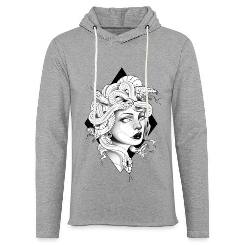 Medusa Gorgone - Light Unisex Sweatshirt Hoodie