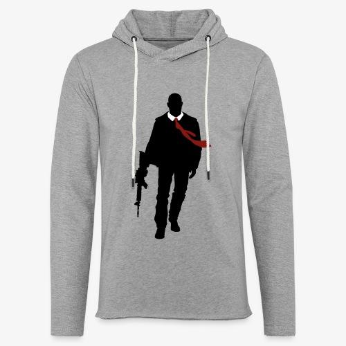 PREMIUM SO GEEEK HERO - MINIMALIST DESIGN - Sweat-shirt à capuche léger unisexe
