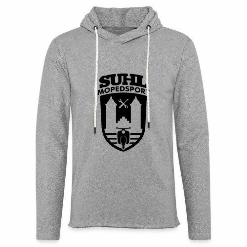 Suhl Mopedsport Schwalbe 2 Logo - Light Unisex Sweatshirt Hoodie