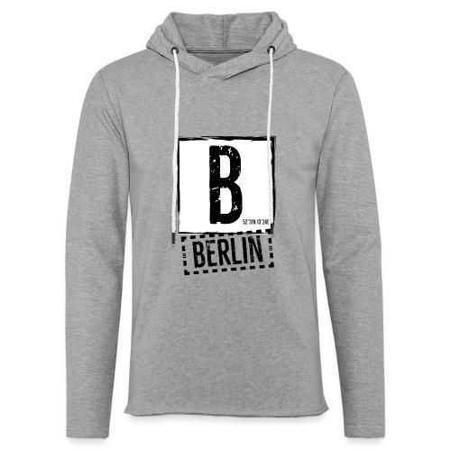 Berlin - Light Unisex Sweatshirt Hoodie