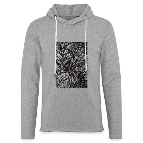 henna - Light Unisex Sweatshirt Hoodie